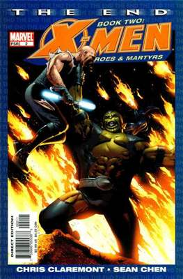 X-Men The End Book Two: Heroes and Martyrs (Grapa) #2