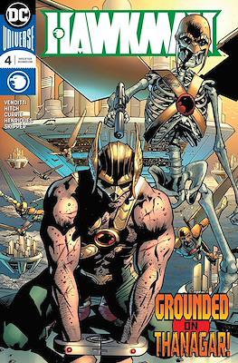 Hawkman Vol. 5 (2018-) (Comic Book) #4