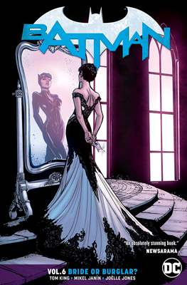 Batman Vol. 3 (2016-) (Softcover) #6