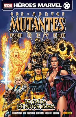 Los Nuevos Mutantes Forever (2011). Héroes Marvel