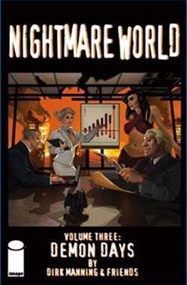 Nightmare World #3