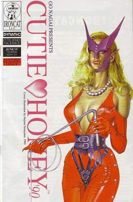 Cutie Honey '90 Vol. 2