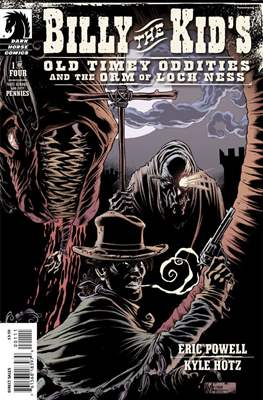 Billy the Kid's Old Timey Oddities and the Orm of Loch Ness (Grapa) #1