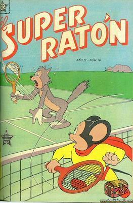 El Super Ratón (Grapa) #16