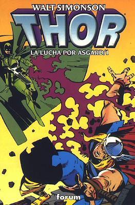 Thor: La lucha por Asgard (1999) (Rústica con solapas. 19x27. 144/192 páginas. Color.) #1
