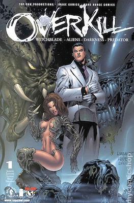 Overkill Witchblade / Aliens / Darkness / Predator (2000-2001) (Formato Prestigio) #1