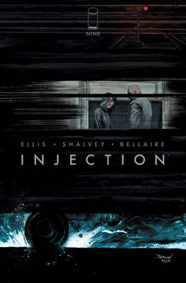 Injection (Comic-book) #9