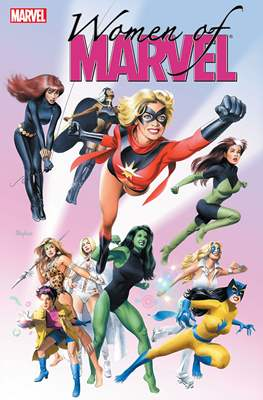 Women of Marvel (Softcover 224-324 pp) #1