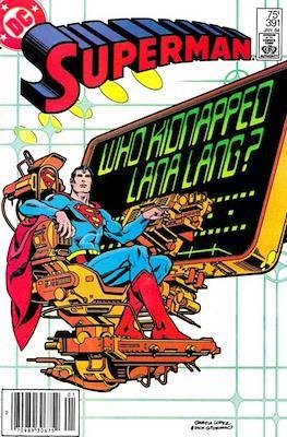 Superman Vol. 1 / Adventures of Superman Vol. 1 (1939-2011) (Comic Book) #391