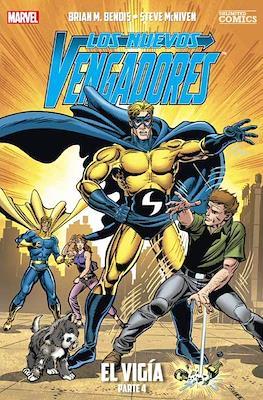 Los Nuevos Vengadores: El Vigía #4