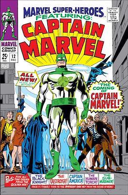 Marvel Super-Heroes (Grapa) #12