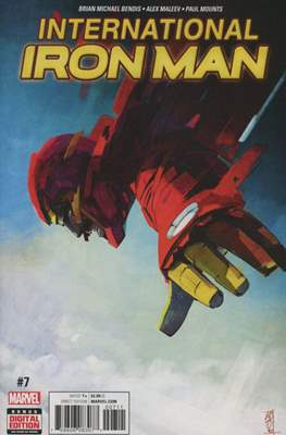 International Iron Man (Comic Book) #7