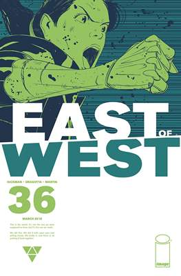 East of West (Comic-book) #36