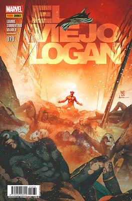 Lobezno Vol. 5 / Salvaje Lobezno / Lobeznos / El viejo Logan Vol. 2 (2011-) (Grapa) #70