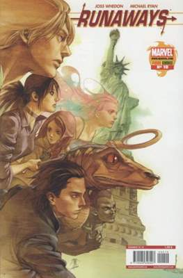 Runaways Vol. 2 (2007-2008) (Grapa 48 pp) #10