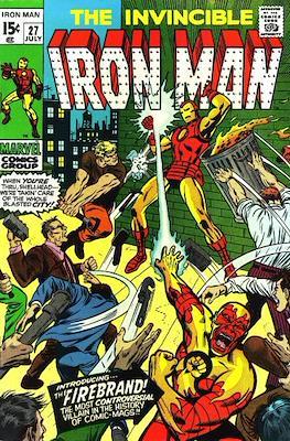 Iron Man Vol. 1 (1968-1996) (Comic book) #27