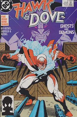 Hawk and Dove Vol.2 (Grapa) #1