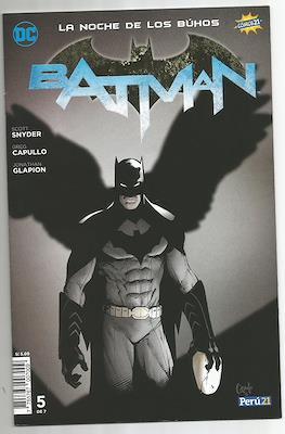 Batman: La noche de los buhos (Grapas) #5