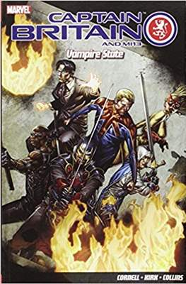 Captain Britain and MI13 (Softcover) #3