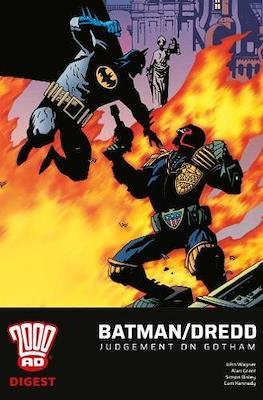 Batman/Dredd: Judgement in Gotham / Vendetta in Gotham - 2000 AD Digest