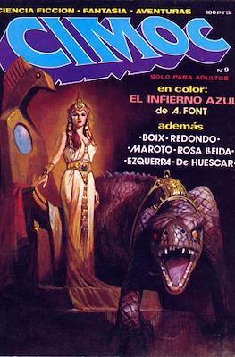 Cimoc vol 1 (Revista grapa (1979)) #9