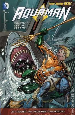 Aquaman Vol. 5 (2013-2017) (Softcover 144-240 pp) #5