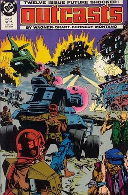Outcasts Vol. 1 (1987-1988) #8