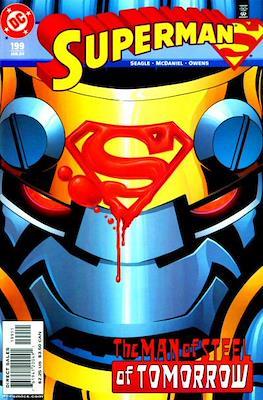 Superman Vol. 2 (1987-2006) (Comic Book) #199