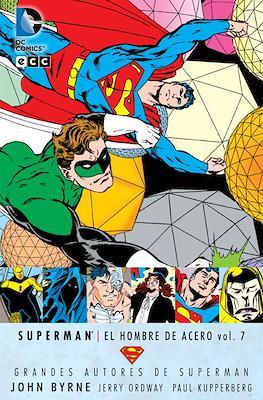 Grandes Autores de Superman: John Byrne (Cartoné 232 pp) #7