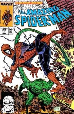 The Amazing Spider-Man Vol. 1 (1963-2007) (Comic-book) #318