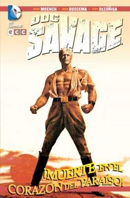 Doc Savage (2012)