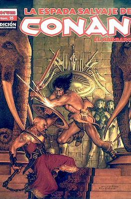 La Espada Salvaje de Conan el Bárbaro. Edición coleccionistas (Rústica 64 pp) #25