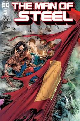 The Man of Steel (Comic Book. 2018) #5