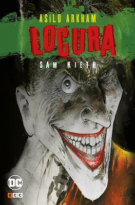Asilo Arkham: Locura (Cartoné 104 pp) #