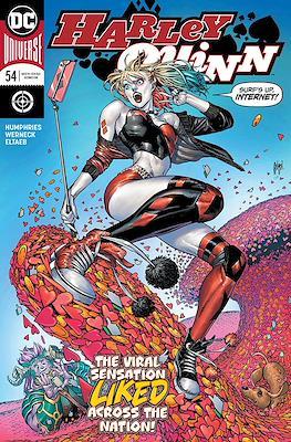 Harley Quinn Vol. 3 (2016-) (Comic book) #54