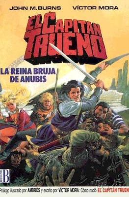 El Capitán Trueno de John M.Burns y Víctor Mora