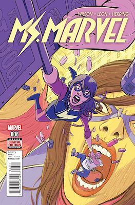 Ms. Marvel (Vol. 4 2015-...) (Comic book) #6