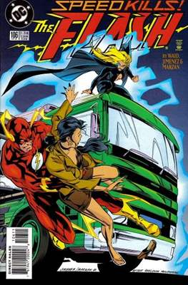 The Flash Vol. 2 (1987-2006) (Comic Book) #106