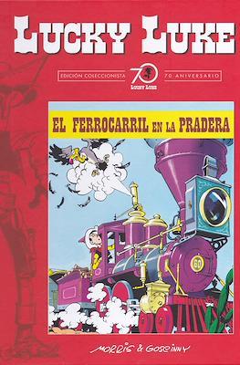 Lucky Luke. Edición coleccionista 70 aniversario (Cartoné con lomo de tela, 56 páginas) #15