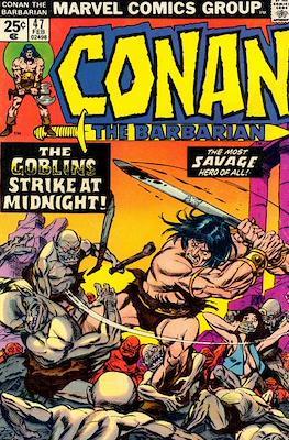 Conan The Barbarian (1970-1993) (Grapa, 32 págs.) #47
