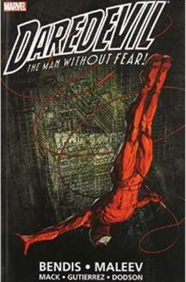 Daredevil By Brian Michael Bendis & Alex Maleev Ultimate Collection (Trade Paperback) #1