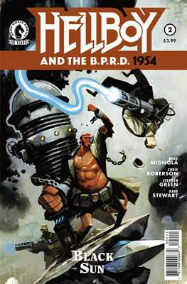 Hellboy and the B.P.R.D. (Comic-book) #12