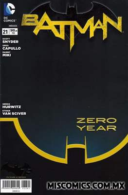 Batman (2012-2017) (Grapa) #21