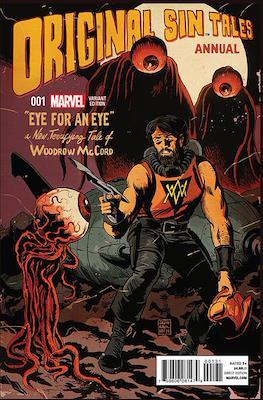 Original Sin (Variant Covers) (Comic Book) #9