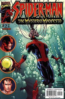 Spider-man: The Mysterio Manifesto (comic-book) #2