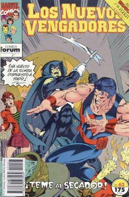 Los Nuevos Vengadores Vol. 1 (1987-1994) (Grapa 32 pp) #62