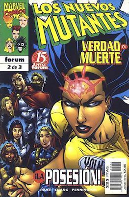 Los Nuevos Mutantes: Verdad o muerte (1998) (Grapa. 17x26. 24 páginas. Color.) #2