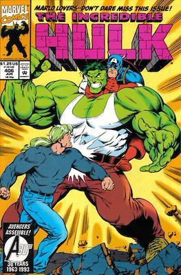 The Incredible Hulk Vol.1 (Saddle-stitched. 1962-1999) #406