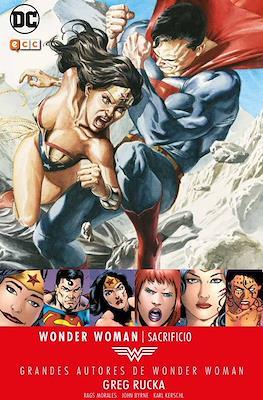 Grandes Autores de Wonder Woman: Greg Rucka (Cartoné) #3
