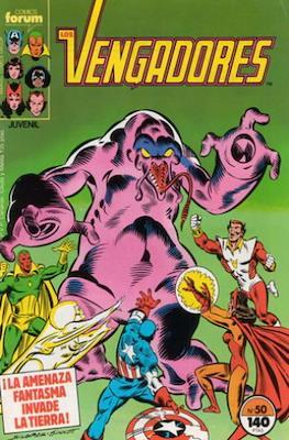 Los Vengadores Vol. 1 (1983-1994) (Grapa) #50